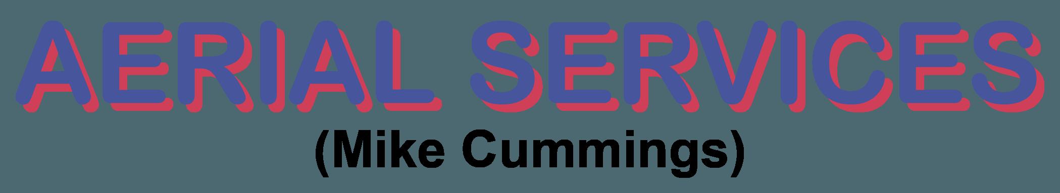 Aerial Services Mike Cummings Logo