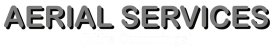 Aerial Services Logo Greyscale